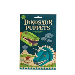 Clockwork Soldier Dinosaur Puppets