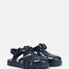 Joules JuJu Jelly Sandals in Navy