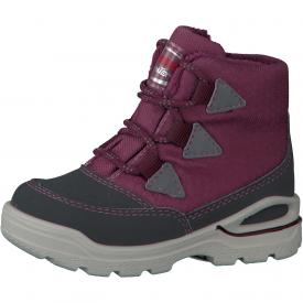 Ricosta Emil, Fushia Water Resistant Snow Boot
