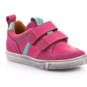 froddoandro_G3130124_girls_pink_blue_trainer_velcro_distressed_sole