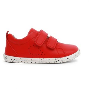 bobuxgrasscourtred_trainer_velcro_speckle_sole_product_barefoot