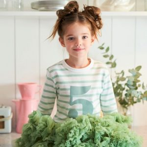 green_birthday_top_stripe_girl_tutu_bobandblossom
