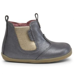 Bobux-Jodphur-Charcoal-Ankle-Boot-Shimmer-Gold-Toddler-Tabs-Boot