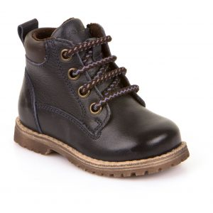 Froddo-Charlie-Toddlers-Ankle-Lace-Up-Boot-Dark-Navy-Chunky-Brown-Sole