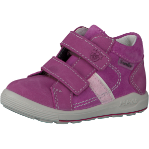 ricosta_laif_candy_pink_kids_ankle_boot_velcro_trainer_sole