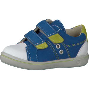 ricosta_nipy_azur_blue_green_white_leather_trainer_kids