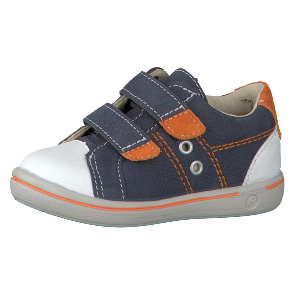 ricostanipy_navy_white_orange_trainer_Kids
