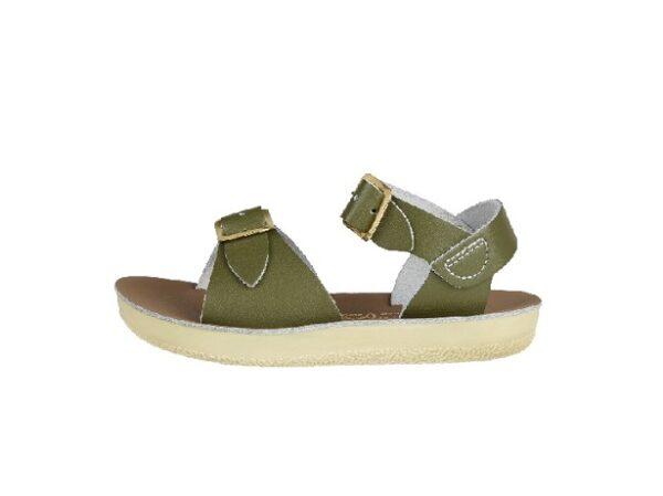 saltwatersurferolive_sandal_buckle_clear_sole_product
