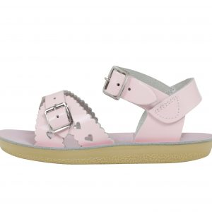 saltwatersweetheartpink_sandal_buckle_girls_side_image