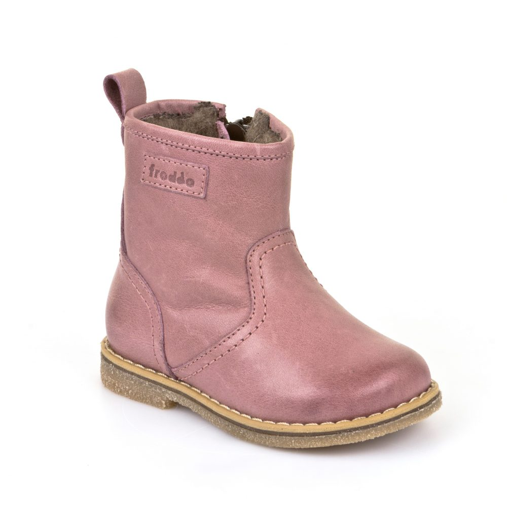 fad5ae96ccf3 Froddo Rose Pink Fleece Lined Mid Boot - Treehouse Childrenswear
