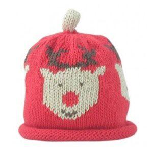 Merry Berry Rudolph Hat