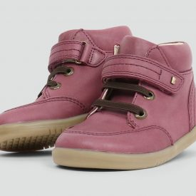 Bobux Timber Plum Ankle Boot