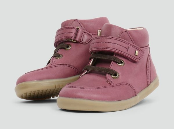 748afc6d837 Bobux Timber Plum Ankle Boot