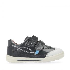 Start-Rite Flexy Soft Turin Gunmetal Trainer
