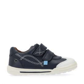 Start-Rite Flexy Soft Turin Navy Trainer